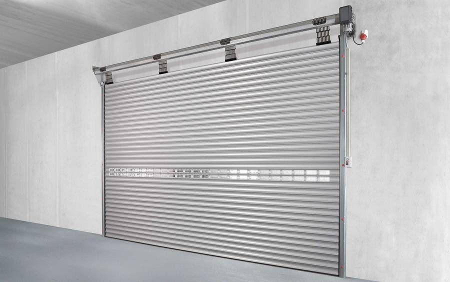 Reparaci n puertas de garaje en barcelona cerrajeros en for Puerta enrollable
